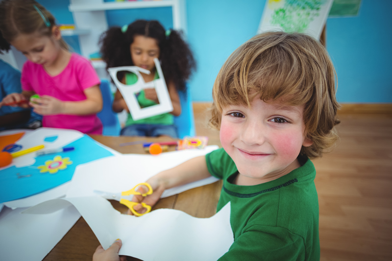 School  holidays & Summer camp<span>(for children from 3 to 8 years old)</span>